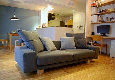 harengekyo の部屋「お気に入りのソファ」 | reroom [リルム] 部屋じまんコミュニティ