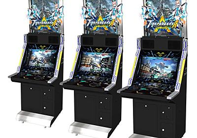 新作アーケードゲーム『フィギュアヘッズ エース』6月21日より全国で順次稼働開始! - 電撃アーケードWeb