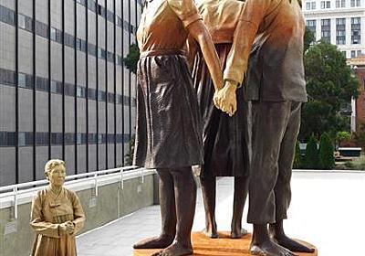 【歴史戦】慰安婦像「有害だね」 寄贈受け入れから1カ月、サンフランシスコ市を現場ルポ (1/3ページ) - 産経ニュース