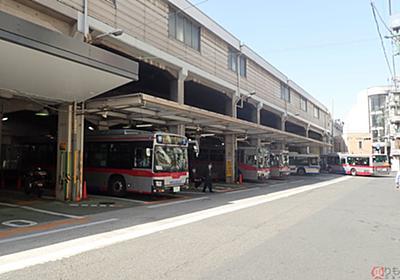 約20年ぶりの東急新駅「新綱島」周辺を歩く 激変する街に残る「温泉」と「桃」の記憶 | 乗りものニュース