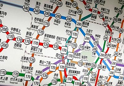 銀座線はなぜオレンジ?地下鉄「路線色」の謎 | 通勤電車 | 東洋経済オンライン | 経済ニュースの新基準