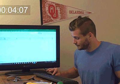 ヒーロー誕生! Excelの底を見た男 | ギズモード・ジャパン