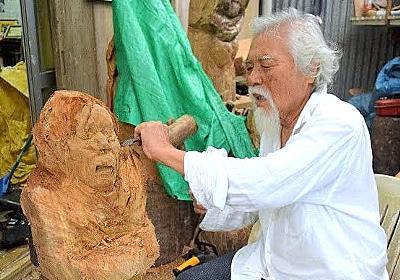 新たな「慰安婦像」沖縄で制作 80歳の彫刻家、展示中止に危機感 「戦争を生き残った者の務め」  | 沖縄タイムス+プラス ニュース | 沖縄タイムス+プラス