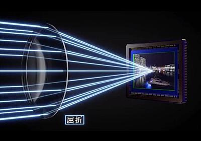 カメラを趣味にするひと必見。キヤノンのレンズ解説ビデオで仕組みを勉強しよう | ギズモード・ジャパン
