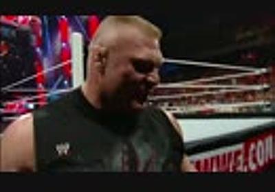 【WWE】苦痛を呼ぶ男 Top10