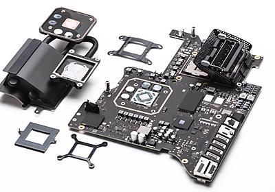 OWC、iMac (Retina 5K, 27インチ, 2020)の分解レポートを公開。SSDはオンボードなものの一定容量のストレージオプション用と思われるコネクタが存在。 | AAPL Ch.
