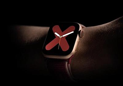 「Apple Watch Series 5」発表 ディスプレイ常時点灯で18時間の連続駆動を実現(要約) - ITmedia PC USER