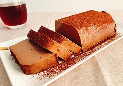 なめらかキャロブムースケーキの作り方 - Tempota Blog