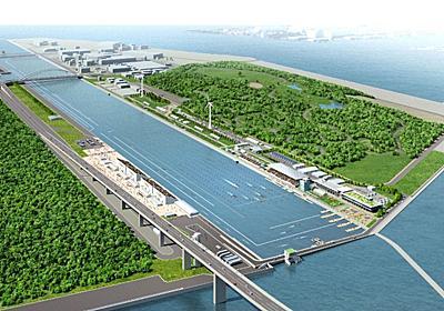 東京五輪:「海の森」など建設中止も…都調査チーム提言へ - 毎日新聞