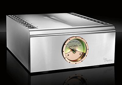 ペア590万円、Dan D'Agostinoのモノラルアンプ「PROGRESSION」第1弾 - AV Watch