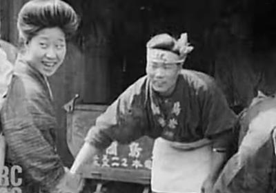約90年前の京都の音声付き映像がすごい!クリアな音声で、まるで昨日のことのような臨場感! | 9ポスト