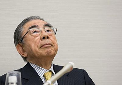 セブン会長、引退会見で見せたお家騒動の恥部:日経ビジネス電子版