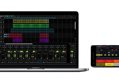 ローランド、無償の音楽制作ソフト、「Zenbeats」をリリース…… iOS/Android/Mac/Windowsに対応 - ICON