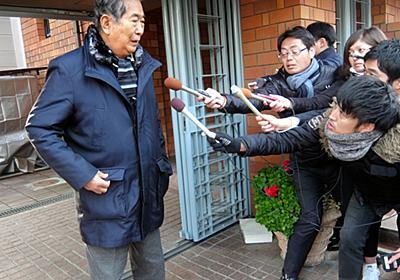 石原氏「記者会見をします」 豊洲市場問題巡り近日中に:朝日新聞デジタル