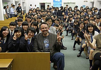 EvernoteのCEOが品川女子学院の生徒に教えた、人生に役立つ3つの教訓 | ライフハッカー[日本版]