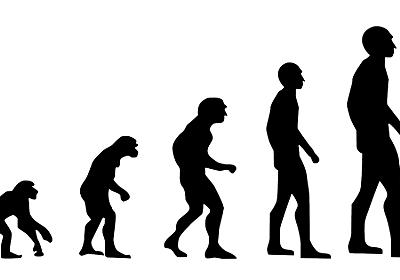 アメリカでついに「進化論肯定派」が過半数を突破したという研究結果 - GIGAZINE