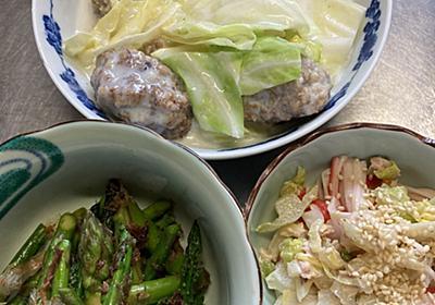 肉団子が多かったのね。はい、今日もキャベツです - 料理好き人間が書くブログ