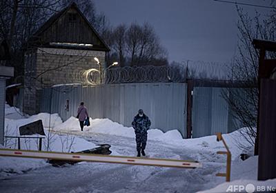 ナワリヌイ氏、収容所生活は「ストームトルーパーになった気分」 写真6枚 国際ニュース:AFPBB News