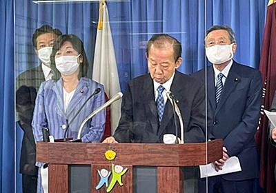 二階幹事長「菅首相は『続投してほしい』の声が国民の間にも強い」