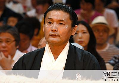 貴乃花親方が日本相撲協会に退職願を提出:朝日新聞デジタル