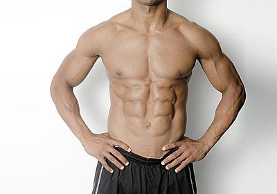 効率的に腹筋を割る2つの方法 - タクブロ 筋肉付けたもん勝ち