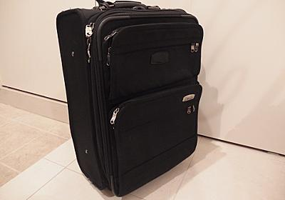 旅行用カバンの車輪をローラーブレードのホイールに替えたら…… - higuchi.com blog