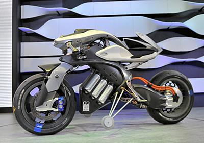 無人で走る・倒れない・呼んだら来るバイク ヤマハ試作:朝日新聞デジタル
