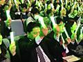 「しょっぱなから死んだ目をした社員たちが見れて最高!」29回目を迎える奇祭が今年も開催!#埼玉政財界人チャリティ歌謡祭 - Togetter