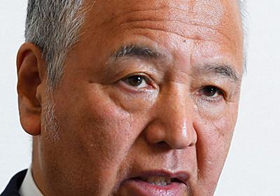 自民・甘利氏、買収事件の1.5億円に「1ミクロンも関わりない」   毎日新聞