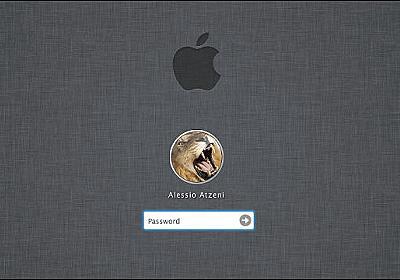 ほぼCSS3のみで見事に「Mac OSX Lion」の起動画面を再現 - DNA