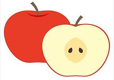 【手間抜き料理】りんごの簡単な切り方【連載第2回目】 - こもれび