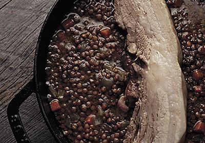 肉はしっとり、豆はほっこり。フレンチの定番煮込み「プティ サレ」