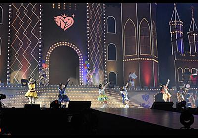 バンナム、メットライフドームで「アイマス シンデレラガールズ」単独ライブを実施 - CNET Japan
