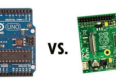 Make: Japan | ArduinoかRaspberry Piか? スーパーシンプルな選択のためのガイド