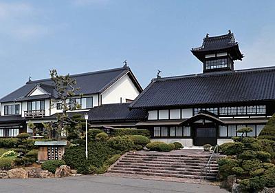 ニトリ、小樽の料亭・温泉旅館「銀鱗荘」を運営 北海道文化財百選に選ばれた「日本で唯一の泊まれる鰊御殿」 - トラベル Watch