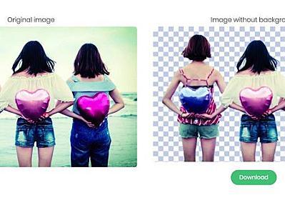 たった5秒で人物写真の背景を抜いて透過画像にしてくれる、登録不要の無料ウェブサービス「remove.bg」 | gori.me(ゴリミー)