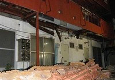 痛いニュース(ノ∀`) : 自殺止めようと説得中にアパートの床が抜けて警察官6人が落下して負傷…函館 - ライブドアブログ