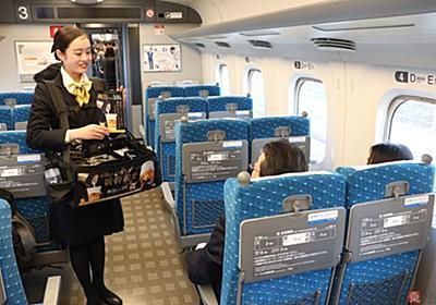 列車の車内販売衰退はコンビニのせい? 商品がバッティング 差別化のカギも列車に   乗りものニュース