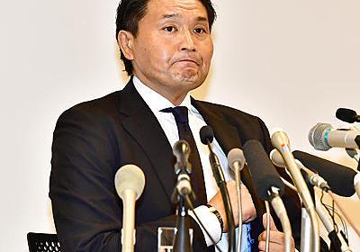 貴乃花親方、退職届の理由「協会の有形無形の重圧」 - 大相撲 : 日刊スポーツ