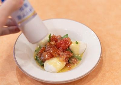 サイゼリヤの料理に塩をかけるとうまい :: デイリーポータルZ