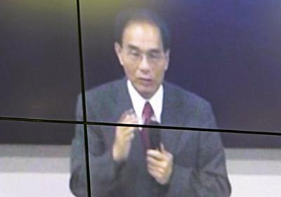 シャープ戴社長、JDI支援の可能性に言及 株主総会で  :日本経済新聞