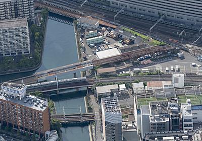 【後編】空撮で見る、横浜の臨港線廃線跡と海上築堤。【廃なるものを求めて】 さんたつ by 散歩の達人