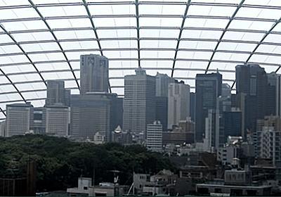 東京23区、全面ドーム化へ エアコン完備「全天候型都市」目指す