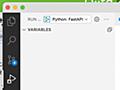 サーバーアプリ開発環境(Python/FastAPI)   フューチャー技術ブログ
