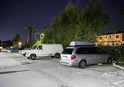 米LA郡、ホームレス12%増 約6万人に 全米最悪水準 写真1枚 国際ニュース:AFPBB News