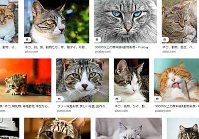 無料で使える画像をGoogle画像検索で簡単に探せる機能がアップデートで追加される - GIGAZINE