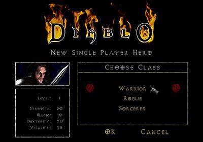 不朽の名作ハクスラ『Diablo』がブラウザでプレイ可能に―本体を所持していればフルゲームにアクセス可能   Game*Spark - 国内・海外ゲーム情報サイト