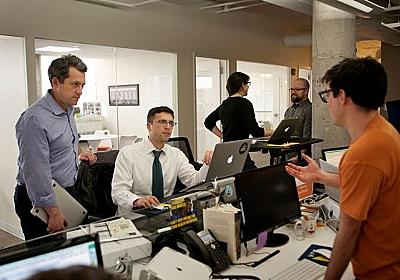 敏腕ジャーナリストが「紙」から去るワケ | The New York Times | 東洋経済オンライン | 新世代リーダーのためのビジネスサイト
