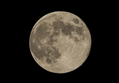 写真と動画と旅行のブログ | 平成最後の満月 α7III+SIGMA 100-400 mm F5-6.3 DG OS HSM