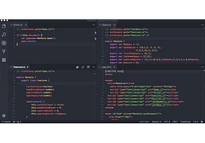 エディタを並べて配置可能に――Microsoftが「Visual Studio Code」の6月リリース(version 1.25)を公開:多数の新機能や強化機能を提供 - @IT
